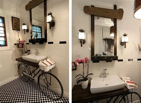 unusual bathroom vanity ideas upcycle bathroom vanity suzik