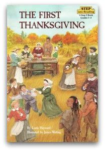 about the first thanksgiving recommended thanksgiving reading