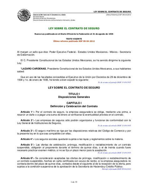 www home styles net ley del contrato de seguro 2016 ley sobre el contrato de