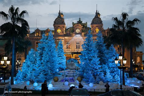 monte carlo weekly photo a monte carlo christmas colour
