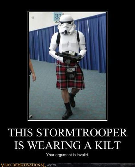 Stormtrooper Meme - stormtrooper kilt memes the o jays and a dress