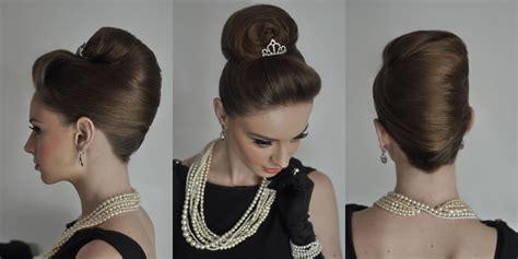 Wedding Hair Hepburn by Hepburn Hairstyle Hair Iulian Urlan Hairstyle By