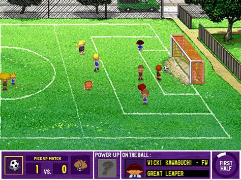 play backyard soccer backyard soccer mls edition screenshots for windows