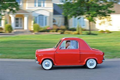 Vespa Auto by 1959 Vespa 400 Conceptcarz