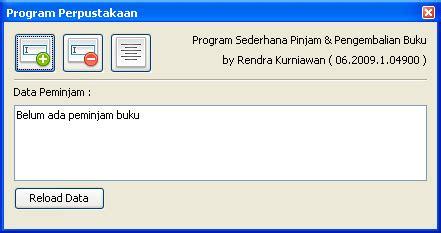 membuat web perpustakaan sederhana program perpustakaan sederhana dengan java ayo belajar