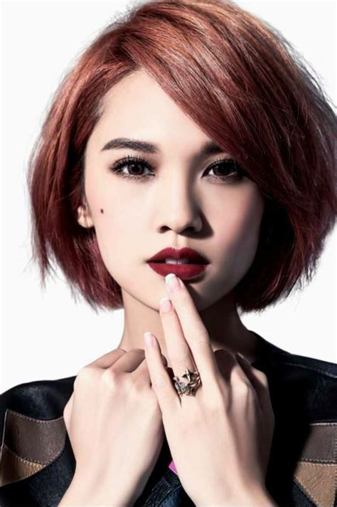 cute haircuts quiz best 25 asian hairstyles women ideas that you will like