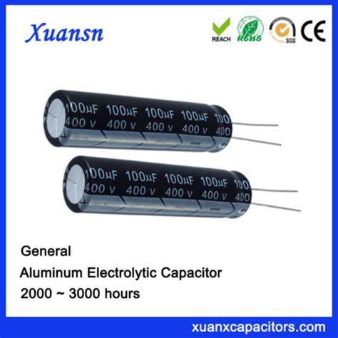 100uf 400v polypropylene capacitor electric capacitors archives dongguan xuanxuan electrolytic technology co ltd