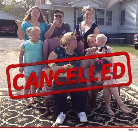 tlc shows cancelled for 2016 2017 tlc cancels honey boo boo after june dates child
