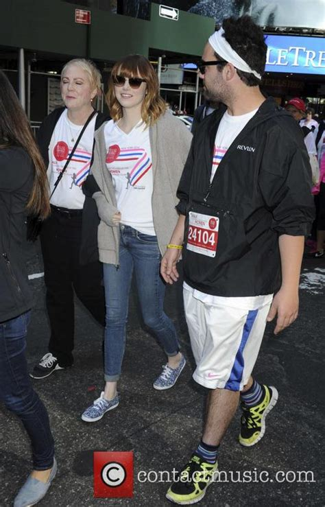 emma stone brother emma stone 17th annual eif revlon run walk for women