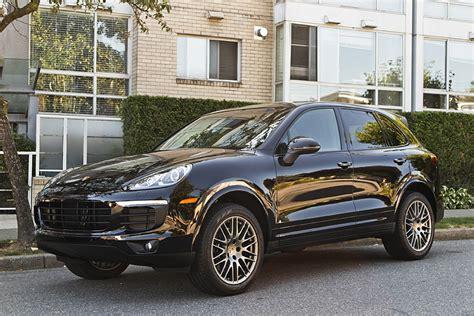 porsche suv black 2017 porsche 2017 cayenne platinum edition suv motorcars