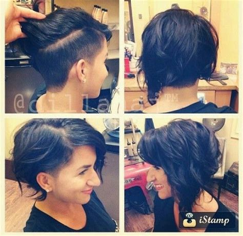 how to let my hair grow from an asymetric hairstyle love this is how i m going to let my hair grow out