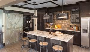 Pull Out Kitchen Cabinet sliding barn door for wine cellar rack storage also dark