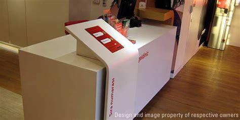 Corian Store Vodafone Stores Kiosks In Turkey Retail Design Display