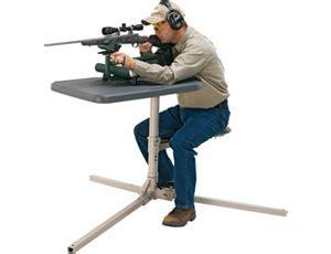 caldwell stable table portable shooting bench shooting bench gun rest