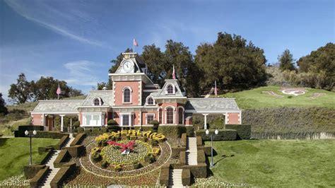 by rob swinson funcionrio de neverland michael jackson s magical neverland is on the market for 67m