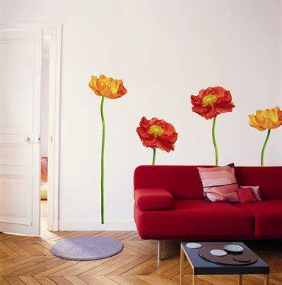 deco perete by arbex art decor picturi picturi celebre pictura sticker decorativ quot 4 maci rosii quot