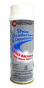 Air Freshener Kills Bacteria 10 Seconds Shoe Disinfectant Deodorizer Freshener 5 Oz