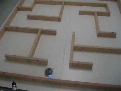 membuat robot wall follower pi robot wall follower with pd controller youtube