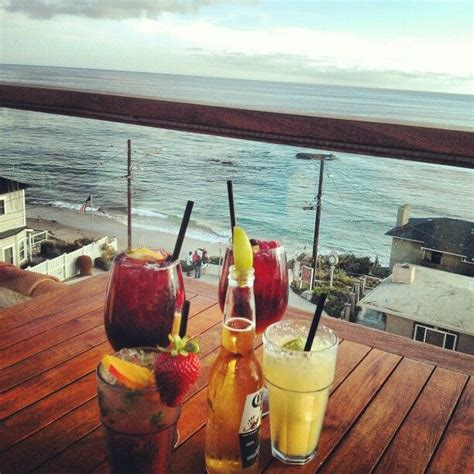 roof top bar laguna drinks at rooftop bar in laguna beach for jenny pinterest lounges friends and