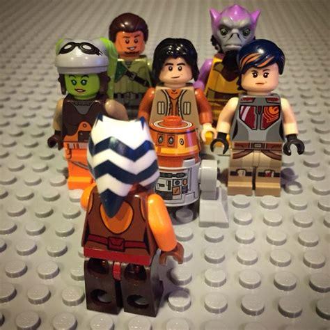 wars rebels lego lego wars rebels meet ahsoka wars