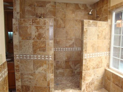 Open Shower Designs Without Doors How Large Does A Doorless Shower Need To Be Studio Design Gallery Best Design