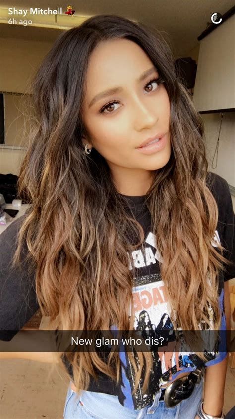 source shay mitchell ombr 233 hair hair in 2019 balayage hair ombre hair shay