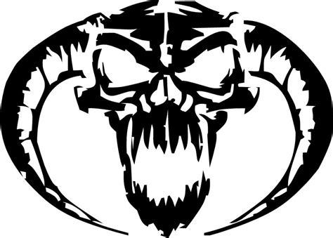 Sticker Motor Decal Nmax Skull 30 22 skull decal 22 quot x30 quot choose color vinyl sticker ebay