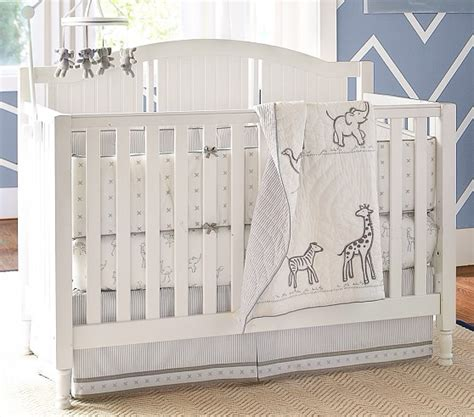 Pottery Barn Baby Bedding Sets Reese Baby Bedding Set Pottery Barn
