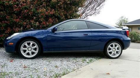 2000 toyota celica gts 6 speed for sale