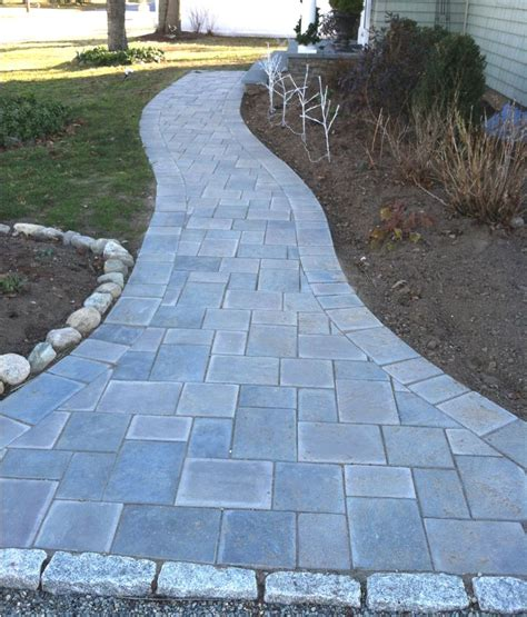 unilock pavers 17 best images about patios and walls on