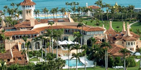 is trump at mar a lago mar a lago has become the new quot winter white house quot