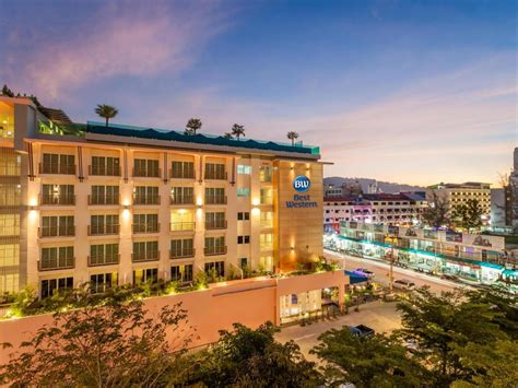best hotel in phuket patong best price on best western patong hotel in phuket