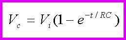 ac capacitor charging equation charging a capacitor equation 28 images lesson 15 capacitors transient analysis ppt