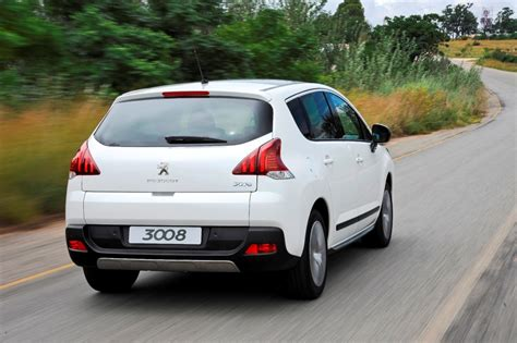 peugeot cars south africa the updated peugeot 3008 launched in sa cars co za