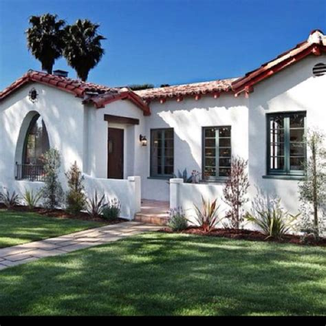 spanish revival colors before after the beverly grove renovation pinterest