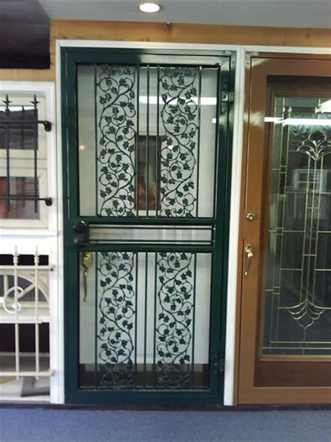 Security Doors Chicago Illinois Exterior Services Chicago Exterior Security Door