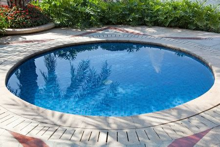 Small Backyard Pools Cost Small Inground Pools
