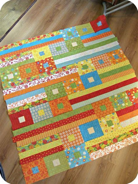 Quilt Patterns Using Strips by Quilt Quilt Ideas