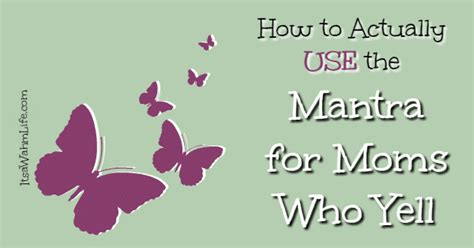 how to use mantra how to actually use the mantra for who yell its a