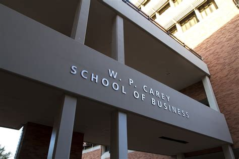 Wp Carey Mba Cost by Focus Forward Asu To Offer Scholarships To M B A