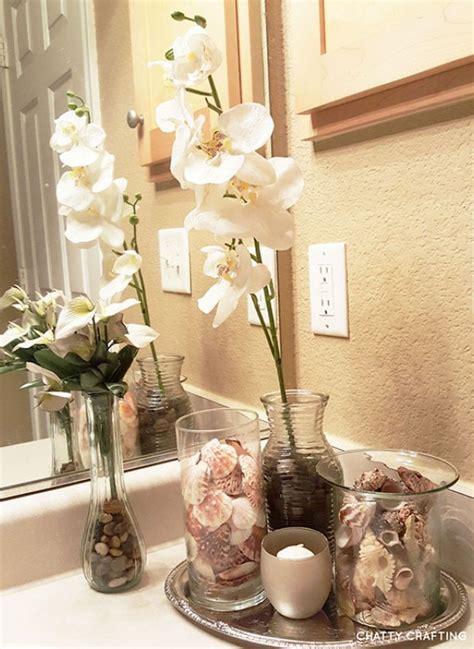spa themed bathroom ideas spa bathroom on a budget updated 2017 chatty crafting