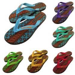 Sepatu Pantai Pria grosir sandal sendal jepit pria motif batik