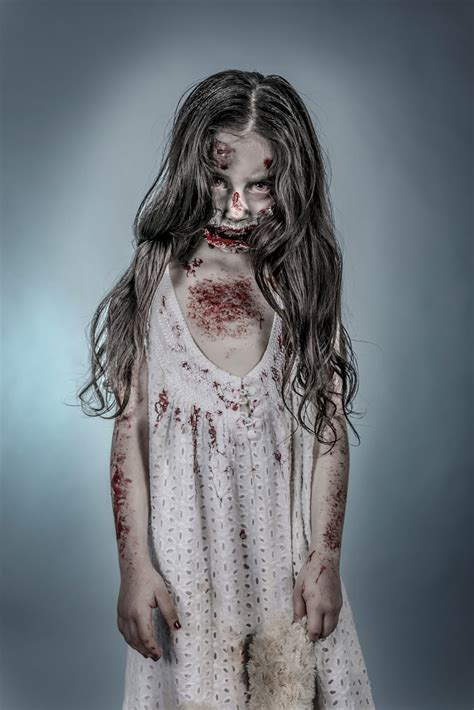 Zombie Costume How To Make A Zombie Costume With Makeup | how to make a kid s zombie costume for halloween ehow uk