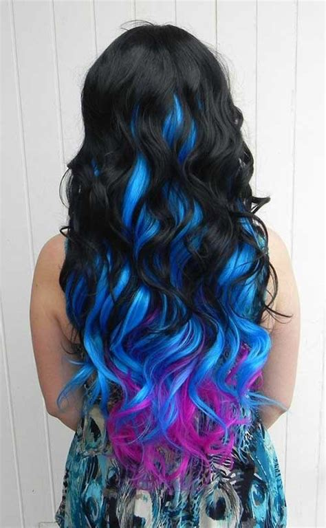 Black And Blue Hairstyles by 20 Best Hairstyles For Curly Hair Hairstyles