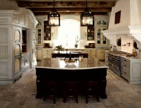 Luxury Foyers Kitchen In A French Rustic Style How To Build A House