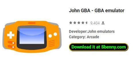 john gba full version apk john gba emulator apk free download