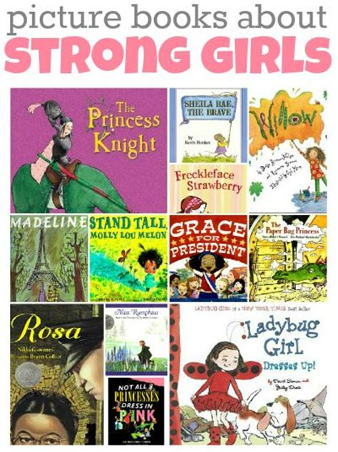 picture books with strong characters 21 picture books about strong strong