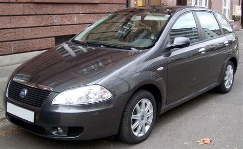 Fiat Croma File Fiat Croma Front 20080313 Jpg Simple