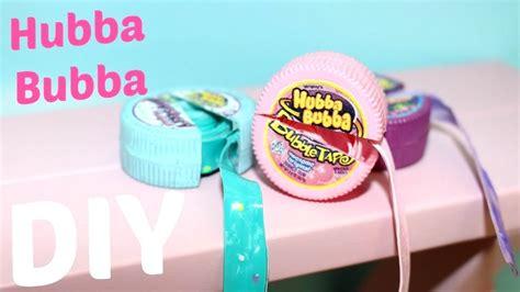 american diy crafts diy american doll hubba bubba gum