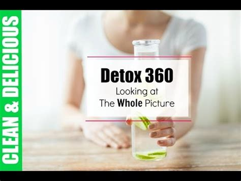 Detox 360 Integrative Detox System by Weight Loss Tips Detox 360 Looking At The Whole Picture